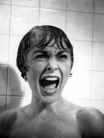 Psycho, Janet Leigh, Directed by Alfred Hitchcock, 1961