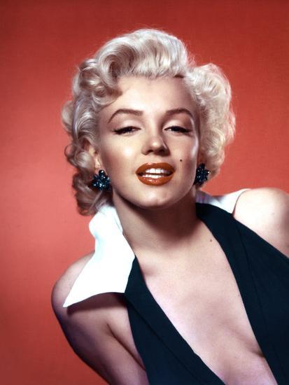 Marilyn Monroe 1952 L A California Usa Photo At