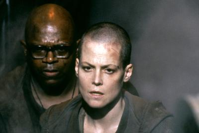 Alien 3 1991 Directed by David Fincher Avec Charles S. Dutton and Sigourney Weaver