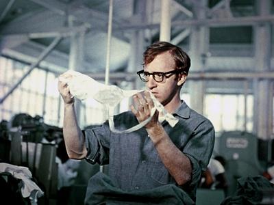 Woody Allen Take the Money and Run 1969 Directed by Woody Allen