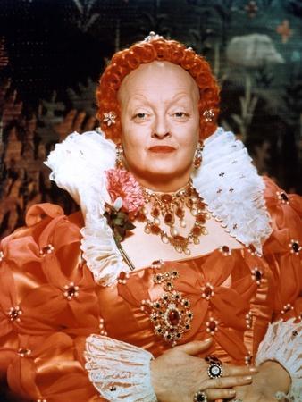 The Virgin Queen, Bette Davis, Directed by Henry Koster, 1955