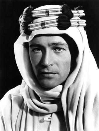 Lawrence of Arabia, Directed by David Lean, Peter O'Toole, 1962
