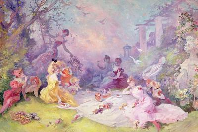 'Le Déjeuner Sur l'Herbe', 1904