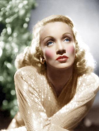 Marlene Dietrich, ca. 1930s
