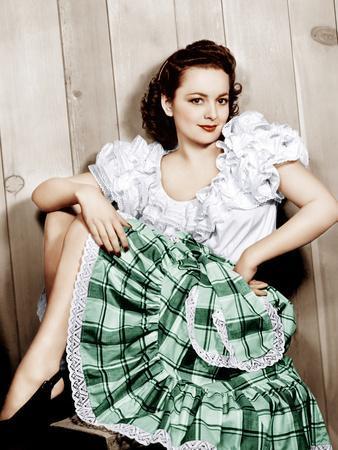 Olivia de Havilland, ca. 1948