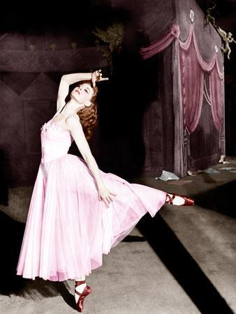The Red Shoes, Moira Shearer, 1948