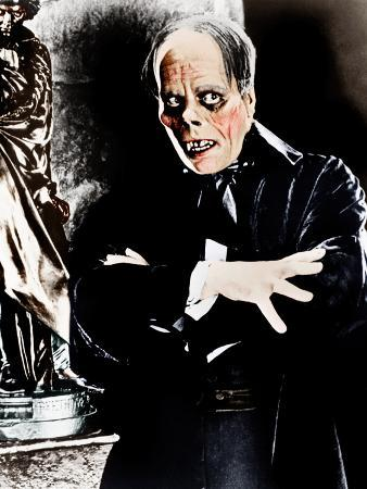 The Phantom of The Opera, Lon Chaney, 1925