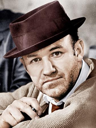 THE FRENCH CONNECTION, Gene Hackman, 1971.