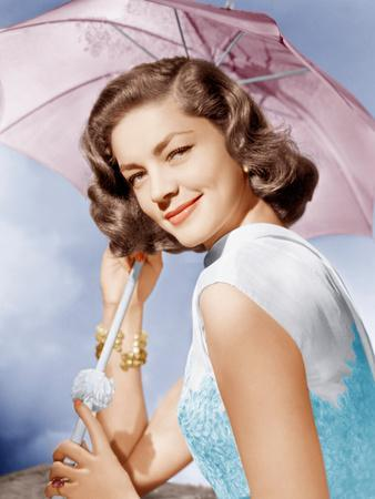 HOW TO MARRY A MILLIONAIRE, Lauren Bacall, 1953.