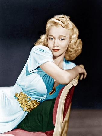 Carole Landis, ca. 1940