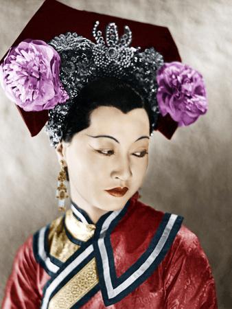 JAVA HEAD, Anna May Wong, 1934