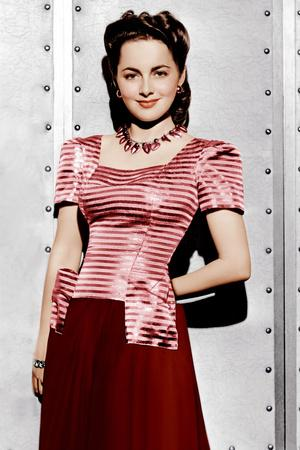 Olivia De Havilland, ca. 1942