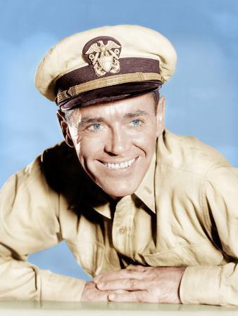 MISTER ROBERTS, Henry Fonda, 1955