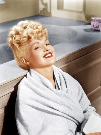 SWEET ROSIE O'GRADY, Betty Grable, 1943.