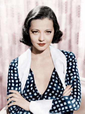 Sylvia Sidney, ca. 1935