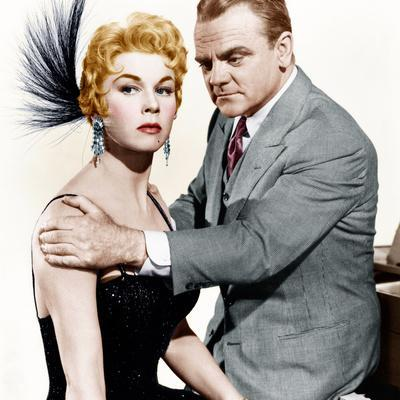 LOVE ME OR LEAVE ME, from left: Doris Day, James Cagney, 1955