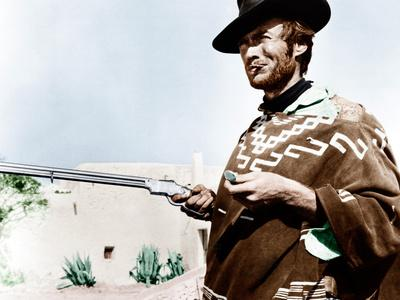 For a Few Dollars More, Clint Eastwood, 1965