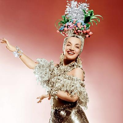That Night in Rio, Carmen Miranda, 1941