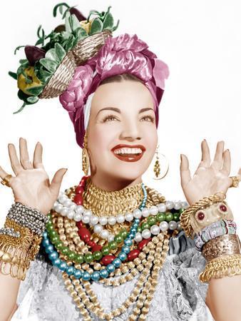 Carmen Miranda, ca. late 1940s