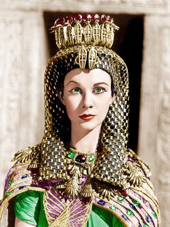 Caesar and Cleopatra, Vivien Leigh, 1945