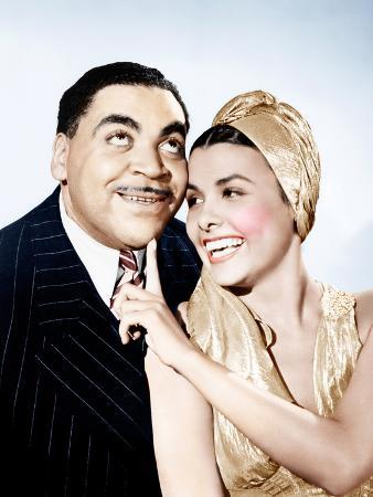 Stormy Weather, Fats Waller, Lena Horne, 1943
