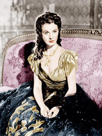 THAT HAMILTON WOMAN, Vivien Leigh, 1941