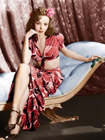 Ida Lupina, ca. 1947