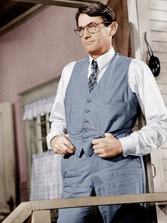 To Kill a Mockingbird, Gregory Peck, 1962