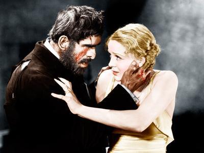 The Old Dark Horse, Boris Karloff, Gloria Stuart, 1932