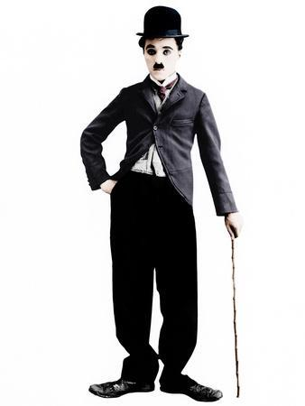 Charlie Chaplin as the 'Little Tramp' character, ca. 1925