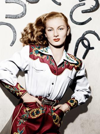 RAMROD, Veronica Lake, 1947