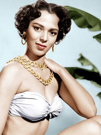 TARZAN'S PERIL, Dorothy Dandridge, 1951