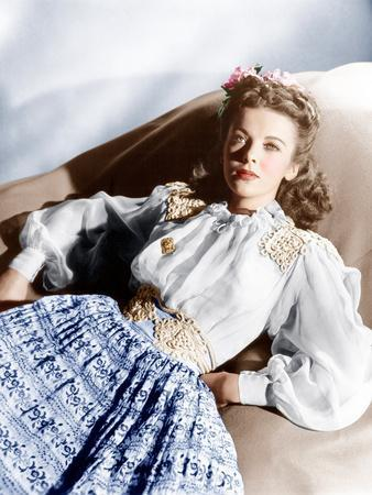 Ida Lupino, ca. mid-1940s