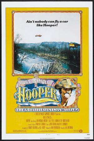 Hooper, US poster, Burt Reynolds, 1978, © Warner Brothers/courtesy Everett Collection