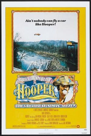 Hooper, US poster, Burt Reynolds, 1978, © Warner Brothers/courtesy Everett Collection