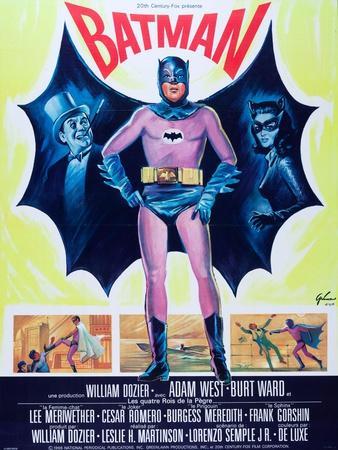 Batman (aka Batman: The Movie)
