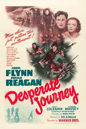 Desperate Journey, 1942