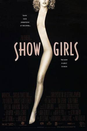 Showgirls, Elizabeth Berkley, 1995. © United Artists/courtesy Everett Collection