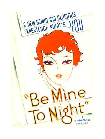 Be Mine Tonight (aka Tell Me Tonight), 1932