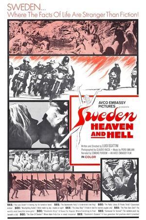 SWEDEN, HEAVEN AND HELL, (aka SVEZIA, INFERNO E PARADISO), 1968