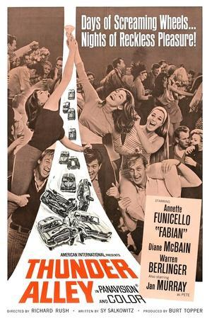 THUNDER ALLEY, 1967