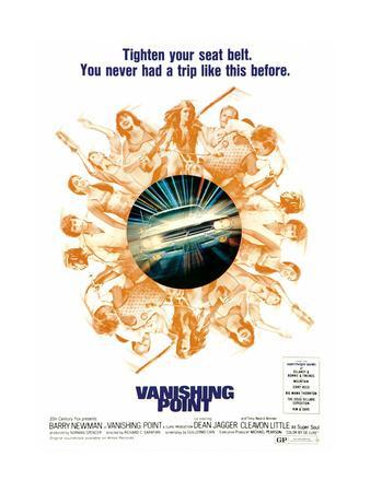 Vanishing Point, 1971, © 20th Century Fox, TM & Copyright / Courtesy: Everett Collection