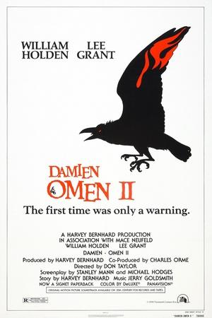 Damien: Omen II, US poster, 1978, TM & Copyright © 20th Century Fox/courtesy Everett Collection