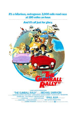 The Gumball Rally, Michael Sarrazin, 1976