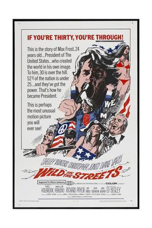 Wild in the Streets, 1968