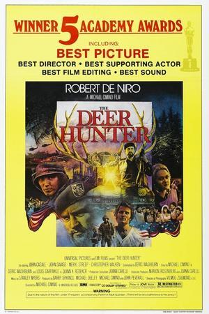 The Deer Hunter, 1978, © Universal/courtesy Everett Collection