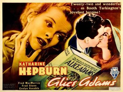 Alice Adams, Katharine Hepburn, Fred MacMurray, Katharine Hepburn, 1935