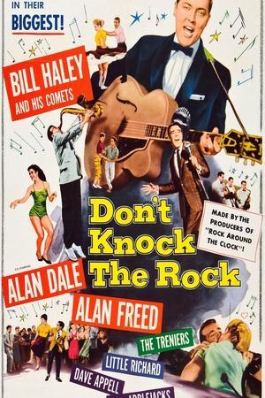Don't Knock The Rock, Bill Haley, Alan Freed, 1956