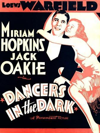 Dancers in The Dark, Jack Oakie, Miriam Hopkins, 1932