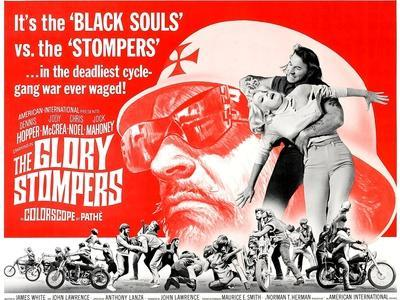 The Glory Stompers, Dennis Hopper, 1968